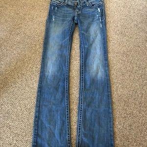 Size 27 Bke Stella jeans